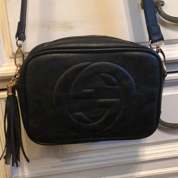 affacd632d55 Handbags - Designer Inspired black Crossbody bag